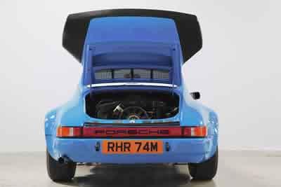 1974 Porsche Carrera 3.0 RS - 911 460 9092  Maxted-Page Classic & Historic Porsche 36