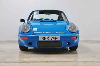 1974 Porsche Carrera 3.0 RS - 911 460 9092  Maxted-Page Classic & Historic Porsche 37
