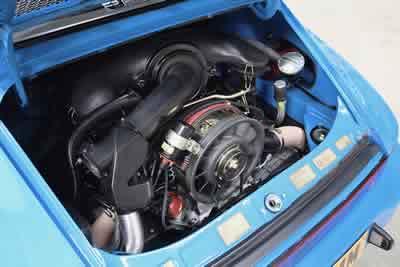 1974 Porsche Carrera 3.0 RS - 911 460 9092  Maxted-Page Classic & Historic Porsche 43