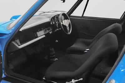 1974 Porsche Carrera 3.0 RS - 911 460 9092  Maxted-Page Classic & Historic Porsche 44