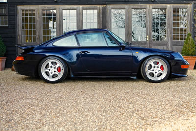 For Sale 1995 Porsche 993 Carrera RS - WPOZZZ99ZTS390280 01
