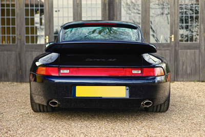 For Sale 1995 Porsche 993 Carrera RS - WPOZZZ99ZTS390280 02