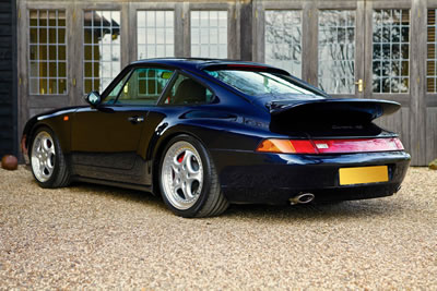 For Sale 1995 Porsche 993 Carrera RS - WPOZZZ99ZTS390280 04