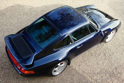 For Sale 1995 Porsche 993 Carrera RS - WPOZZZ99ZTS390280 05