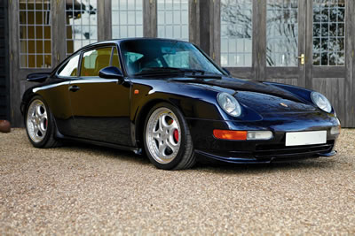 For Sale 1995 Porsche 993 Carrera RS - WPOZZZ99ZTS390280 06