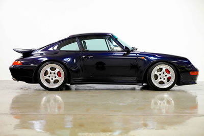 For Sale 1995 Porsche 993 Carrera RS - WPOZZZ99ZTS390065 01