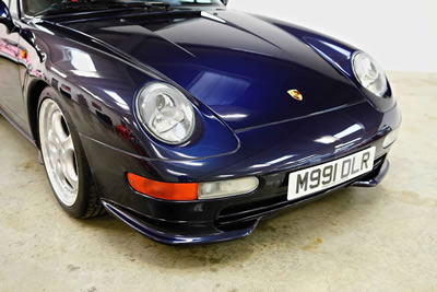 For Sale 1995 Porsche 993 Carrera RS - WPOZZZ99ZTS390065 03