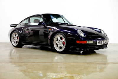 For Sale 1995 Porsche 993 Carrera RS - WPOZZZ99ZTS390065 02