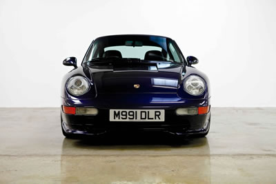For Sale 1995 Porsche 993 Carrera RS - WPOZZZ99ZTS390065 04