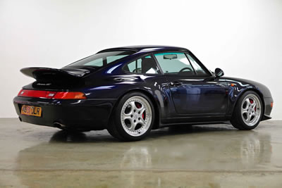 For Sale 1995 Porsche 993 Carrera RS - WPOZZZ99ZTS390065 11