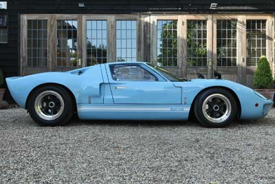 For Sale 1969 Ford GT40 Mk 1 Maxted-Page Classic & Historic Porsche 02