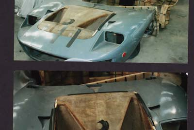 For Sale 1969 Ford GT40 Mk 1 Maxted-Page Classic & Historic Porsche 22
