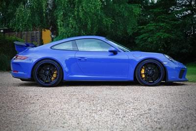 For Sale 2018 Porsche 911 GT3 (991.2) Manual  01