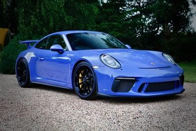For Sale 2018 Porsche 911 GT3 (991.2) Manual 02