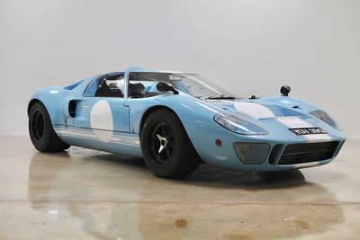For Sale 1969 Ford GT40 Mk 1 Maxted-Page Classic & Historic Porsche 03