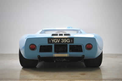 For Sale 1969 Ford GT40 Mk 1 Maxted-Page Classic & Historic Porsche 05