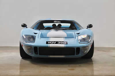 For Sale 1969 Ford GT40 Mk 1 Maxted-Page Classic & Historic Porsche 04