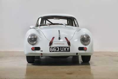 For Sale 1956 Porsche 356 A Carrera Coupe - The ex-John Lucas - 02