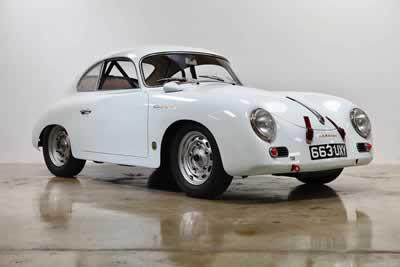 For Sale 1956 Porsche 356 A Carrera Coupe - The ex-John Lucas - 03