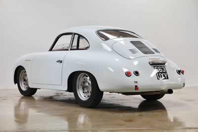For Sale 1956 Porsche 356 A Carrera Coupe - The ex-John Lucas - 04