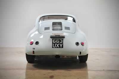 For Sale 1956 Porsche 356 A Carrera Coupe - The ex-John Lucas - 05