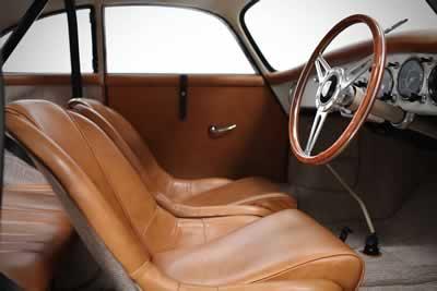For Sale 1956 Porsche 356 A Carrera Coupe - The ex-John Lucas - 06