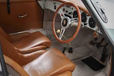 For Sale 1956 Porsche 356 A Carrera Coupe - The ex-John Lucas - 07