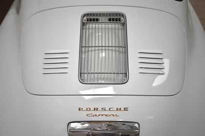 For Sale 1956 Porsche 356 A Carrera Coupe - The ex-John Lucas - 17