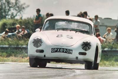 For Sale 1956 Porsche 356 A Carrera Coupe - The ex-John Lucas - 22