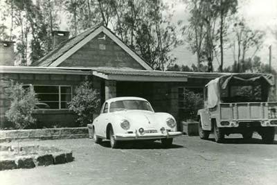 For Sale 1956 Porsche 356 A Carrera Coupe - The ex-John Lucas - 24