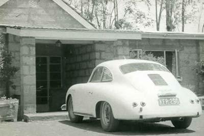 For Sale 1956 Porsche 356 A Carrera Coupe - The ex-John Lucas - 29