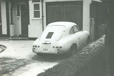 For Sale 1956 Porsche 356 A Carrera Coupe - The ex-John Lucas - 30
