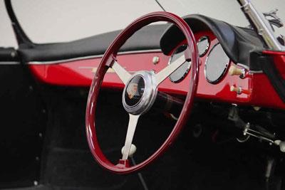 1955 Porsche 356 Pre-A Speedster - 80739  Maxted-Page Classic & Historic Porsche 06