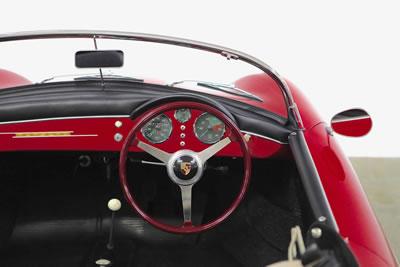1955 Porsche 356 Pre-A Speedster - 80739  Maxted-Page Classic & Historic Porsche 07