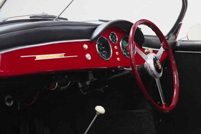 1955 Porsche 356 Pre-A Speedster - 80739  Maxted-Page Classic & Historic Porsche 08
