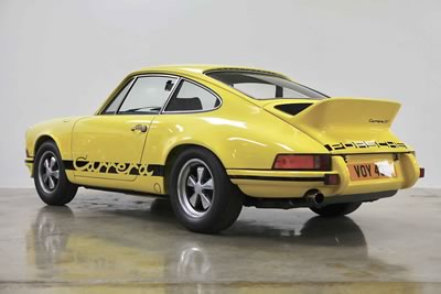 For Sale 1973 Porsche 911 Carrera 2.7 RS Lightweight - M471  04