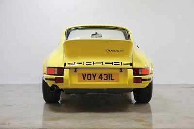For Sale 1973 Porsche 911 Carrera 2.7 RS Lightweight - M471  05