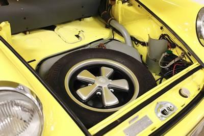 For Sale 1973 Porsche 911 Carrera 2.7 RS Lightweight - M471  09