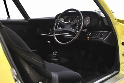 For Sale 1973 Porsche 911 Carrera 2.7 RS Lightweight - M471  11