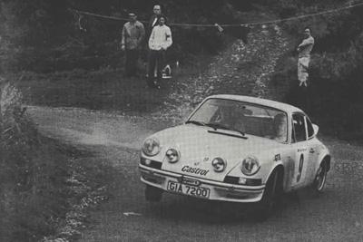 For Sale 1973 Porsche 911 Carrera 2.7 RS Lightweight - M471  21