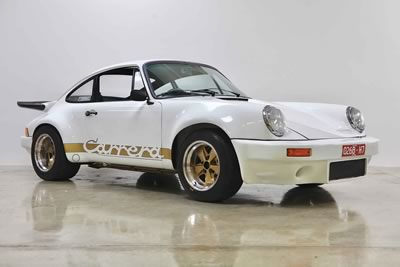 For Sale 1974 Porsche 911 Carrera 3.0 RS  Maxted-Page Classic & Historic Porsche 02