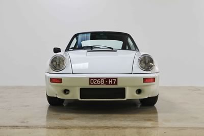 For Sale 1974 Porsche 911 Carrera 3.0 RS  Maxted-Page Classic & Historic Porsche 03