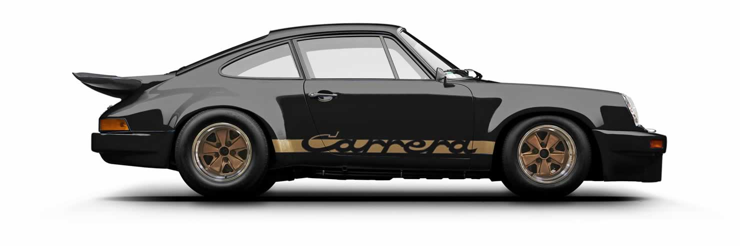 Chassis # 911 460 9098 – Black