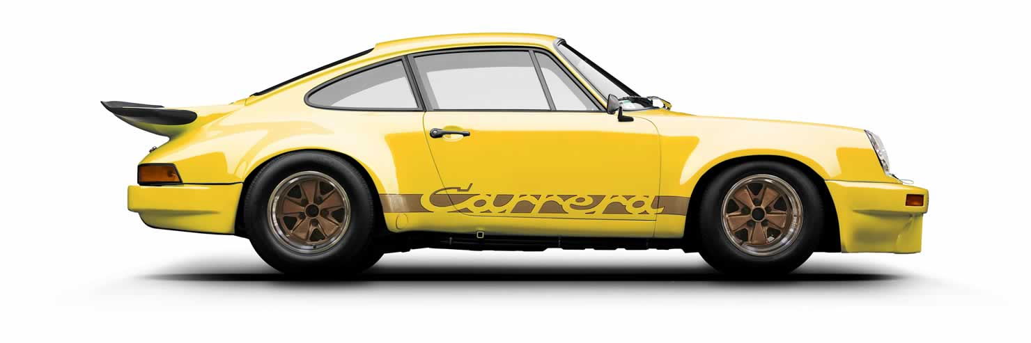 Chassis # 911 460 9099 – Light Yellow