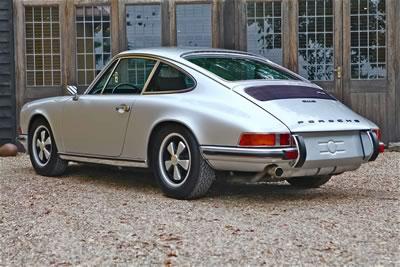 1964 Porsche 901 / 911 Coupe - 300 161  Maxted-Page Classic & Historic Porsche 05