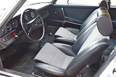 1964 Porsche 901 / 911 Coupe - 300 161  Maxted-Page Classic & Historic Porsche 16