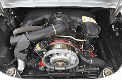 1964 Porsche 901 / 911 Coupe - 300 161  Maxted-Page Classic & Historic Porsche 18
