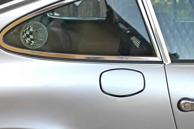 1964 Porsche 901 / 911 Coupe - 300 161  Maxted-Page Classic & Historic Porsche 17
