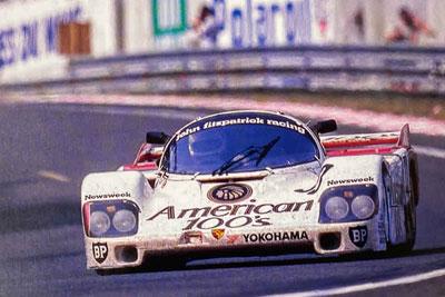 1984 Porsche 956B Group C - 956-114 Maxted-Page Classic & Historic Porsche 20