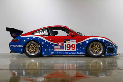 For Sale 2001 PORSCHE 996 GT3-RS – Race version 02